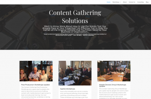 Content Gathering Solutions